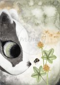 """Nature's own Story"" - The Badger and bumblebee"